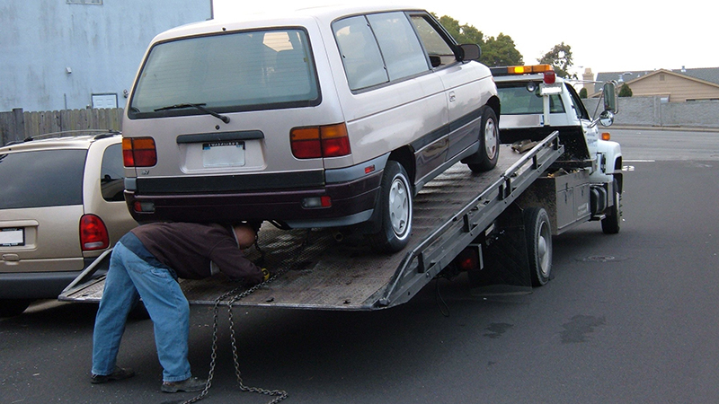 Towing in Palm Coast