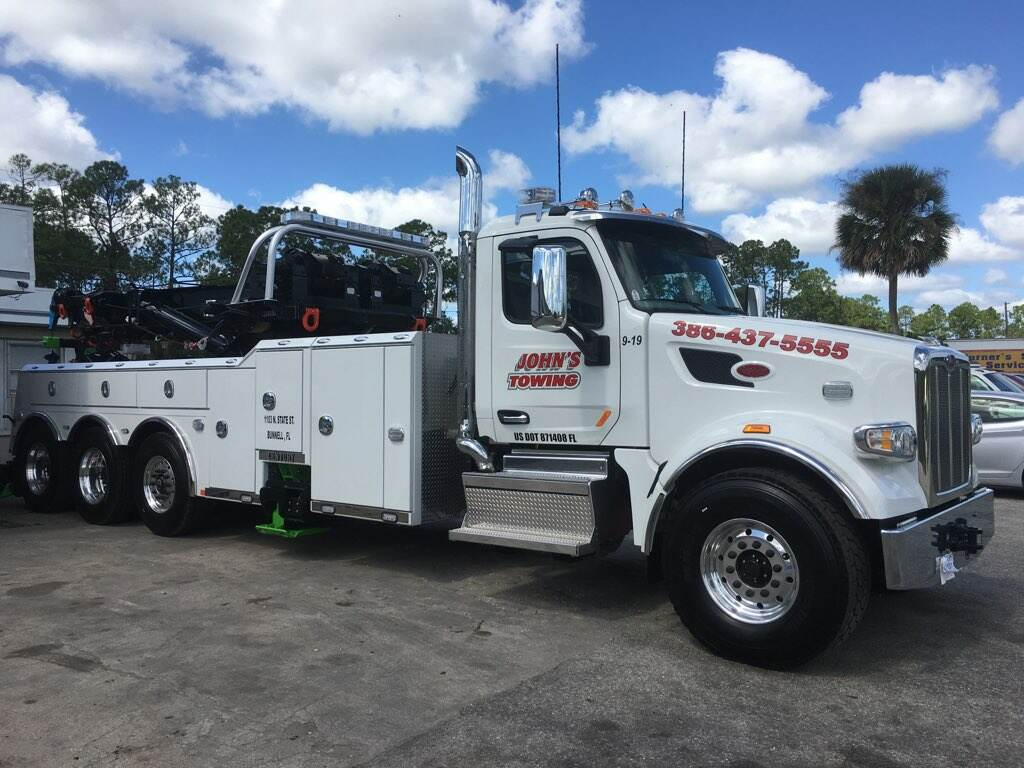 fast towing in bunnell fl