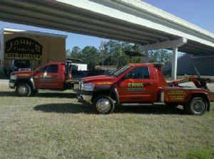 Towing 24/7 Services