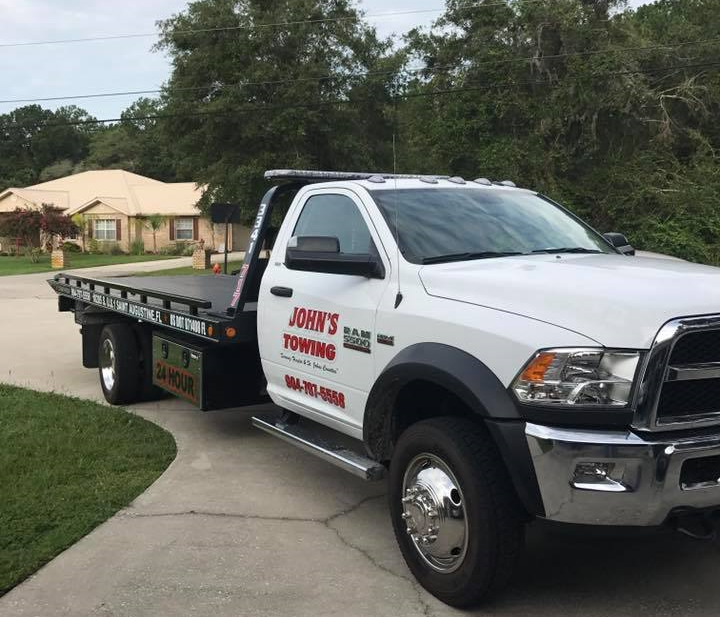 Johns Towing Palm Coast